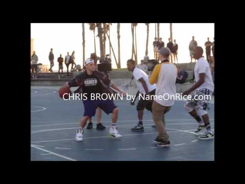 CAL SCRUBY FT CHRIS BROWN PART 1/3 (BEHIND THE SCENES MUSIC VIDEO) VENICE BEACH CA NOV 13, 2015