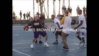 CAL SCRUBY FT CHRIS BROWN PART 1/3 (BEHIND THE SCENES MUSIC VIDEO) VENICE BEACH CA NOV 13, 2015