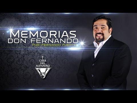 MEMORIAS DON FERNANDO