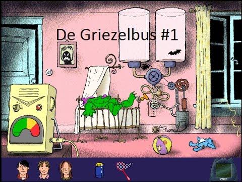 De Griezelbus 1: Instappen Allemaal!