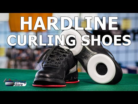 Hardline Curling Shoes | The Curling Store
