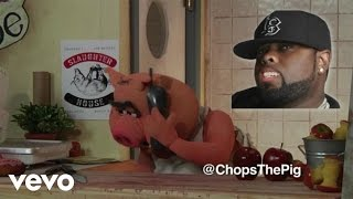 Slaughterhouse - Chops The Pig Prank Calls - Crooked I