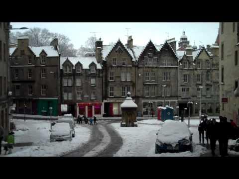 How cool is this? Edinburgh December 2010
