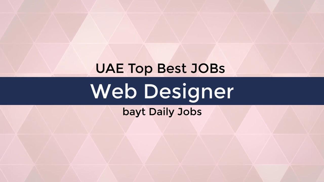 Top Jobs In Uae Dubai Sharjah Abu Dhabi Ajman Gulf Today Job Vacancies 2019 Youtube