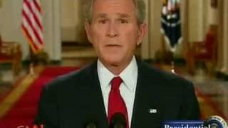 President Bush Addresses Nation on Economic Crisis
