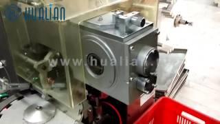 Машина для обертывания конфет в фантики DXDZ-820А