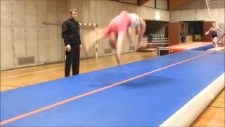 Flik flak træning 29-04-13