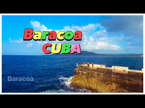 Baracoa Cuba Best Tour Drone views 2016 Drone in Cuba before