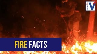 WATCH: How wild fires get extinguished in SA