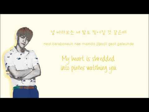 EXO-K - Moonlight (월광) (Color Coded Hangul/Rom/Eng Lyrics)