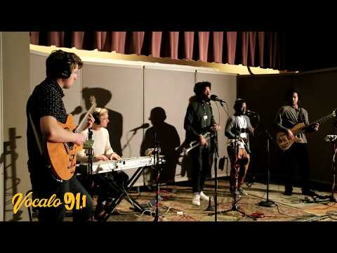 """Sam Trump feat Add-2 - """"Brother"""" Live From Studio 10 on Vocalo"""