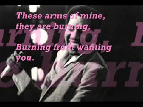 Otis Redding - These arms of mine - Lyrics