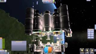Kerbal Space Program : Multi-Point Docking Tips