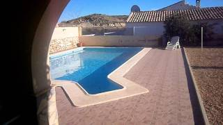 Stunning Spanish Villa for sale 145,000 euros- cla 3049