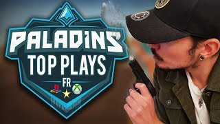 PALADINS - TOP 5 PLAYS FR [PS4 et XBOX ONE]