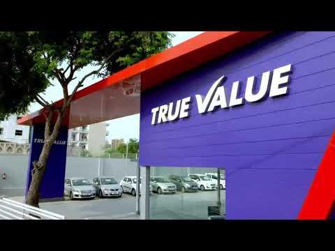 True value.  Cars. From Marti Suzuki