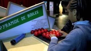 A la maison de l'environnement : une expo pour faire aimer les maths