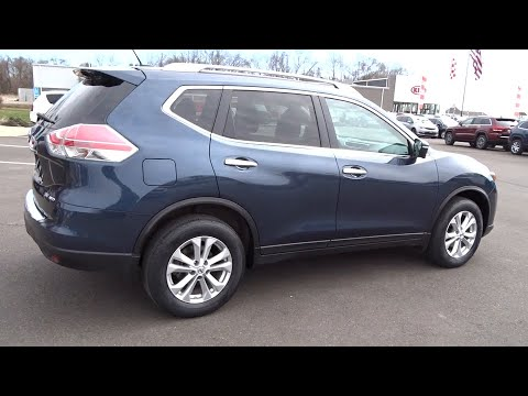2015 Nissan Rogue Columbus, Lancaster, Central Ohio, Newark, Athens, OH C28107A