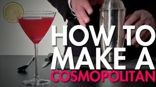How To: Make The Quintessential Cosmopolitan