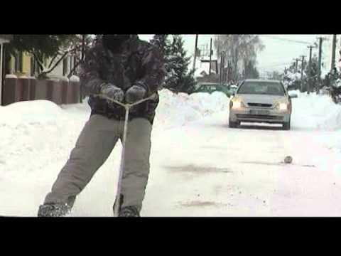 Street Snowboard - Balony