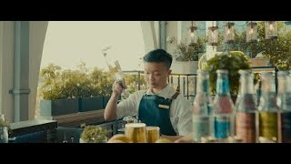 The Fullerton Bay Hotel Singapore presents Gin Parlour by the Bay
