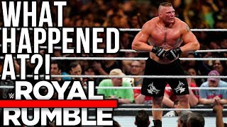 What Happened At WWE Royal Rumble 2020?