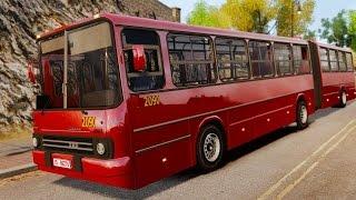 #902. Тюнинг автобуса Икарус