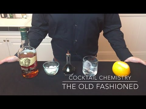 Basic Cocktails - How To Make An Old Fashioned