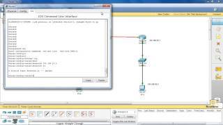 Telnet Remote access on Cisco router Packet tracer