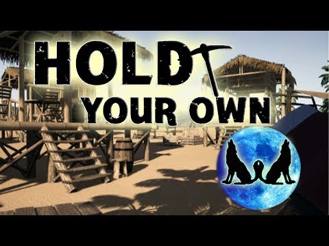 HOLD YOUR OWN! EP 2: SEARCH FOR MECHANICAL...
