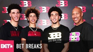Liangelo Ball Released From Jail In China - BET Breaks