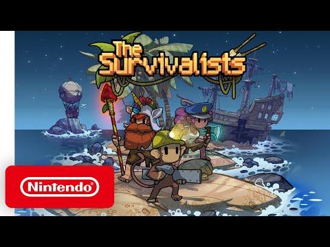 The Survivalists - Launch Trailer - Nintendo Switch