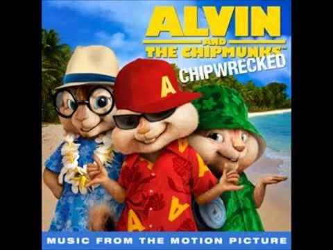 Alvin y las ardillas 3 Bad Romance