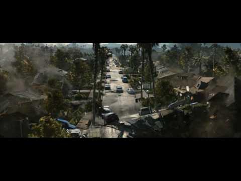 2012 - VFX Earthquake LA
