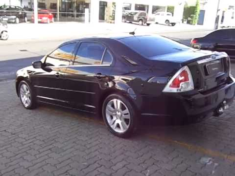 Ford Fusion SEL 2.3 16v  Aut  2008
