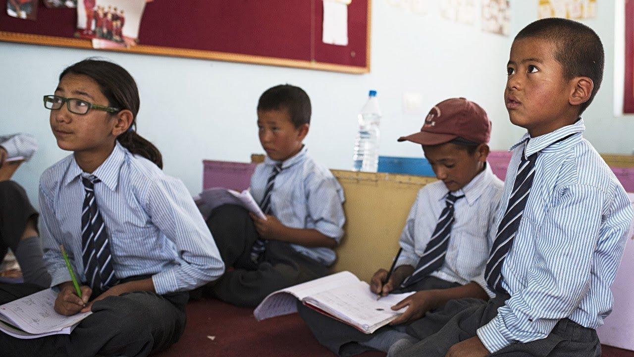 Schulprojekt für 500 Kinder in Chialsa - Nepal
