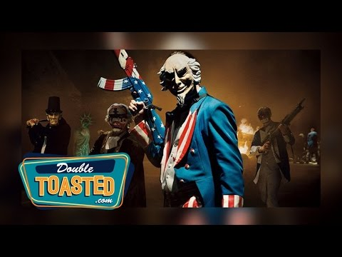 THE PURGE ELECTION YEAR MOVIE REVIEW - Double Toasted Highlight
