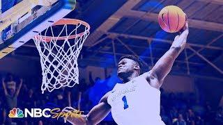 NBA Mock draft: Who will go in the top 10? | NBA | NBC Sports thumbnail