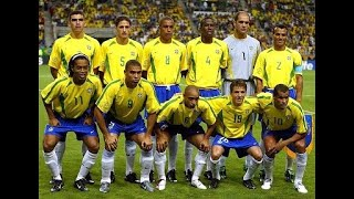 Brazil...Road to final 2002 WC..