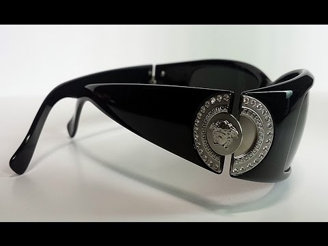 67e5b7c77e New Hot Authentic Versace Sunglasses VE 4227 919/73 VE4227 Made In ...