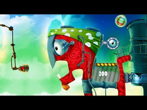 Feed Me Oil 2 Walkthrough Game for Children