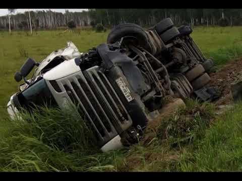 Череда смертельных ДТП на трассе Биробиджан-Хабаровск потрясла жителей ЕАО(РИА Биробиджан)