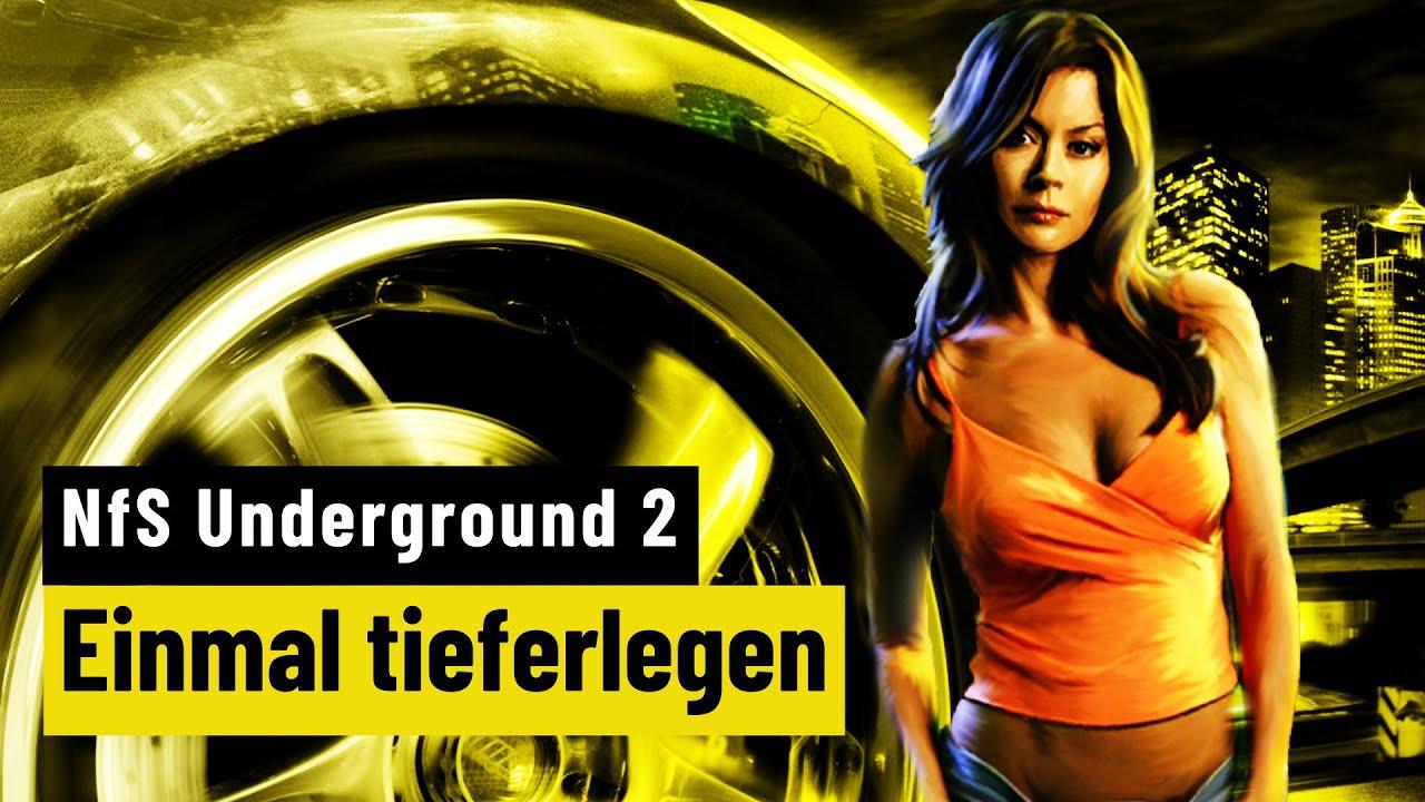 Need for Speed Underground 2   RETRO   Der Kult-Racer im rasanten Rückblick