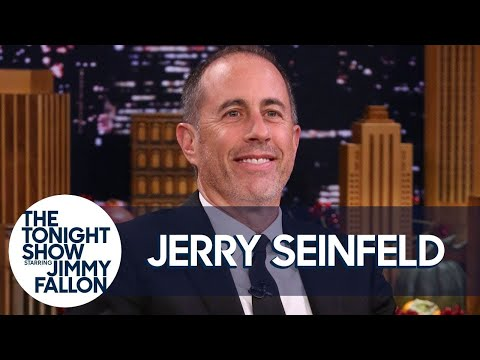 Jerry Seinfeld Shames Every Older Man for Wearing Jeans