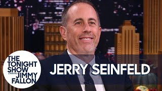 What Does Jerry Seinfeld Think Of Older Men Wearing Jeans?