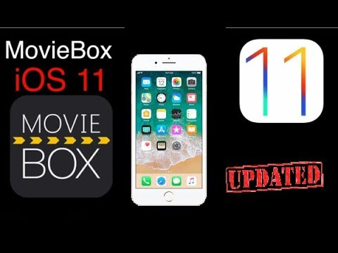 How To Download Movie Box Ios 11 No Jailbreak Updated Youtube