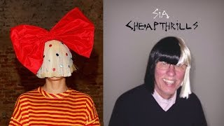 Sia's New Song 'Cheap Thrills' is a Rihanna Reject- LISTEN!