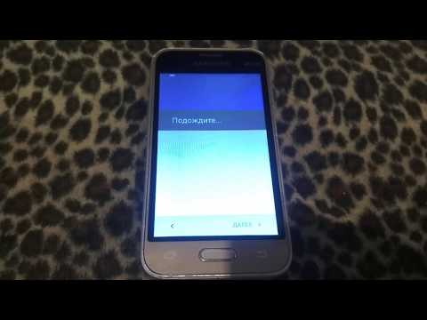 Разблокировка FRP гугл аккаунта Samsung J1 Mini и все J серии.