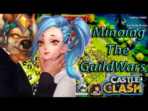 Castle Clash: Disturbing Structured Settlement Of The Guildwars!!   Top 5   F.E.A.R