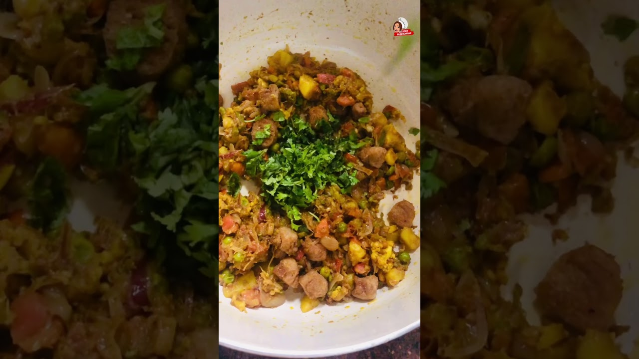 Quick Veg Biriyani Recipe #shorts